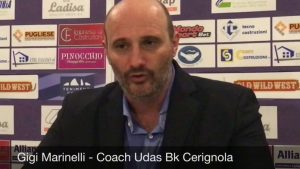 Basket Serie B;Turno Infrasettimanale Per La Serie B Castellano Udas In Trasferta a Senigallia Di;Mimmo Siena