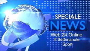 Logo Speciale News Web 24 Il Settimanale Sport
