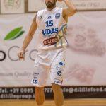 Sasha Kushchev Castellano Udas Basket 2017-18