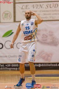 Basket Serie B;La Castellano Udas Cerca La Vittoria a Perugia Di;Mimmo Siena