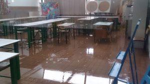 Nubifragio ''Liceo Artistico Sacro Cuore''a Cerignola Chiusa Per 3 Giorni Di;Mimmo Siena