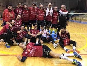 Pallavolo Serire C Group Lucera-Fenice Volley 1-3