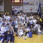 Basket Serie B Castellano Udas-Nardo'63-61