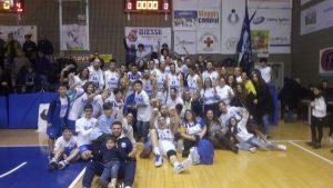 Basket Serie B;La Castellano Udas Batte Sulla Sirena per 63-61 Nardo'Di;Mimmo Siena