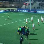 Calcio Serie D Aud.Cerignola-San Severo 2-2