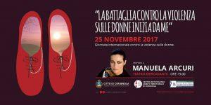 25 Novembre a Cerignola Giornata Mondiale Violenza Donne Di;Mimmo Siena