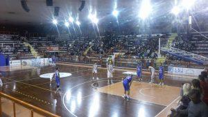 Basket Serie B;La Castellano Udas Si arrende a Testa Alta Contro Pescara Vincente 77-69 Di;Mimmo Siena