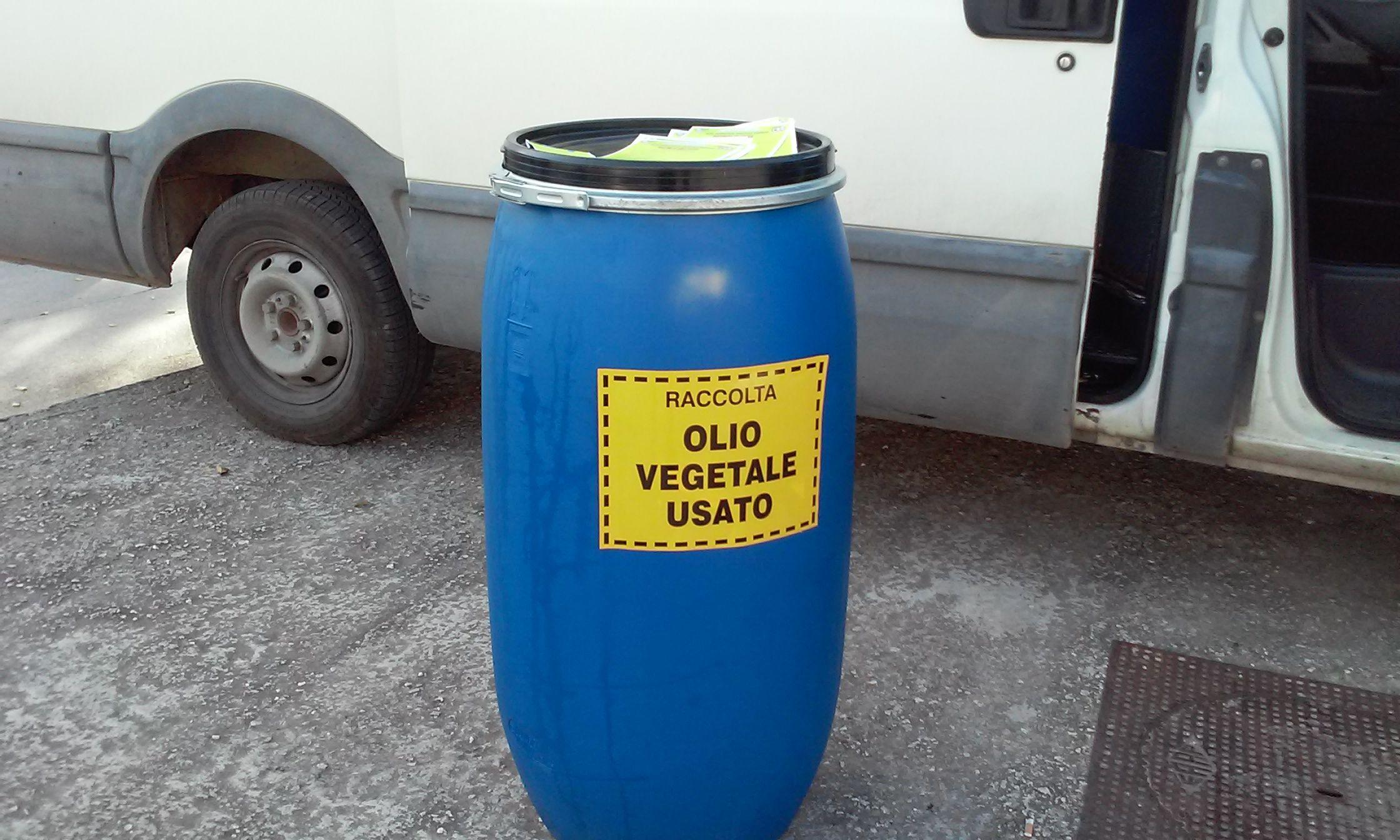 Prosegue il progetto sull olio riciclato a cerignola dalla for Maestro nelle planimetrie principali