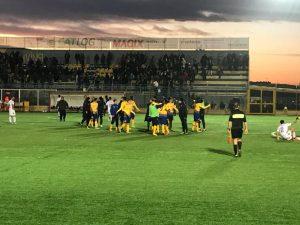 Calcio Serie D;L'Audace Porta a Casa 3 Punti''Pesanti''Ko 1-0 Gravina Di;Mimmo Siena