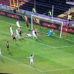 Calcio Serie B Foggia-Venezia 2-2