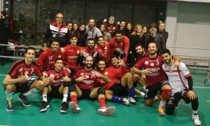Pallavolo C Uomini Trivianum-Fenice Volley 2-3