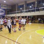Pallavolo B2 Donne Pallavolo Cerignola-Kondor Catania 3-0