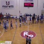 Basket Serie B Civitanova Marche-Castellano Udas 87-82