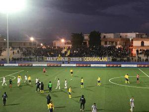Calcio Serie D Aud.Cerignola-Picerno 0-0