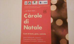 Concerto Lirico-Natalizio Al Polo Museale Civico di Cerignola Con i Melodisti Di;Mimmo Siena