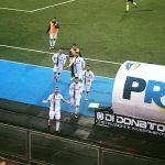 Calcio Serie D Aud.Cerignola-Francavilla 3-1.j