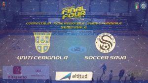 Coppa Italia Regionale - Serie C Femminile Uniti Cerignola-Sava 7-3