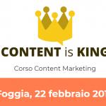 30 Gennaio 2018 Content King a Foggia(1)
