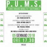 ;Piano Mobilita'Sostenibile a Cerignola