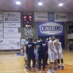 Basket Serie B Castellano Udas cerca la vittoria a Giulianova