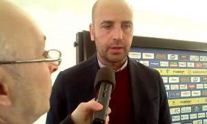 Presentato Il Nuovo Direttore Sportivo dell'Audace Cerignola e'Gianluca Torma Di;Mimmo Siena