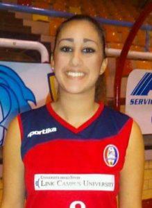 Giorgia Asero Pallavolo Cerignola 2017-18