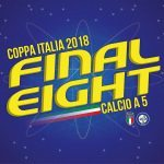 Logo Calcio a 5 Final Eight Coppa Puglia