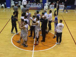 Basket Serie B Udas Basket Sfida L'Amatori Pescara