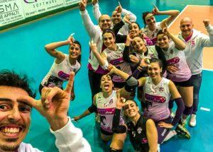 Messina Volley-Pallavolo Cerignola 1-3