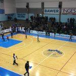 Basket Serie B Matera-Udas Basket Cerignola 73-65.
