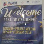 Erasmus+a Cerignola.all'Ite''Alighieri''