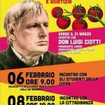 Don Luigi Ciotti a Cerignola