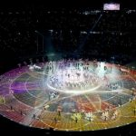 Pyeonchang 2018 Cominciate L'Olimpiade Invernale