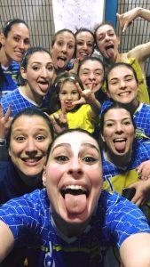 Pallavolo B1 Donne Catania-Libera Virtus 0-3