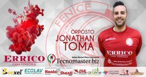 Jonathan Toma Fenice Volley Cerignola.